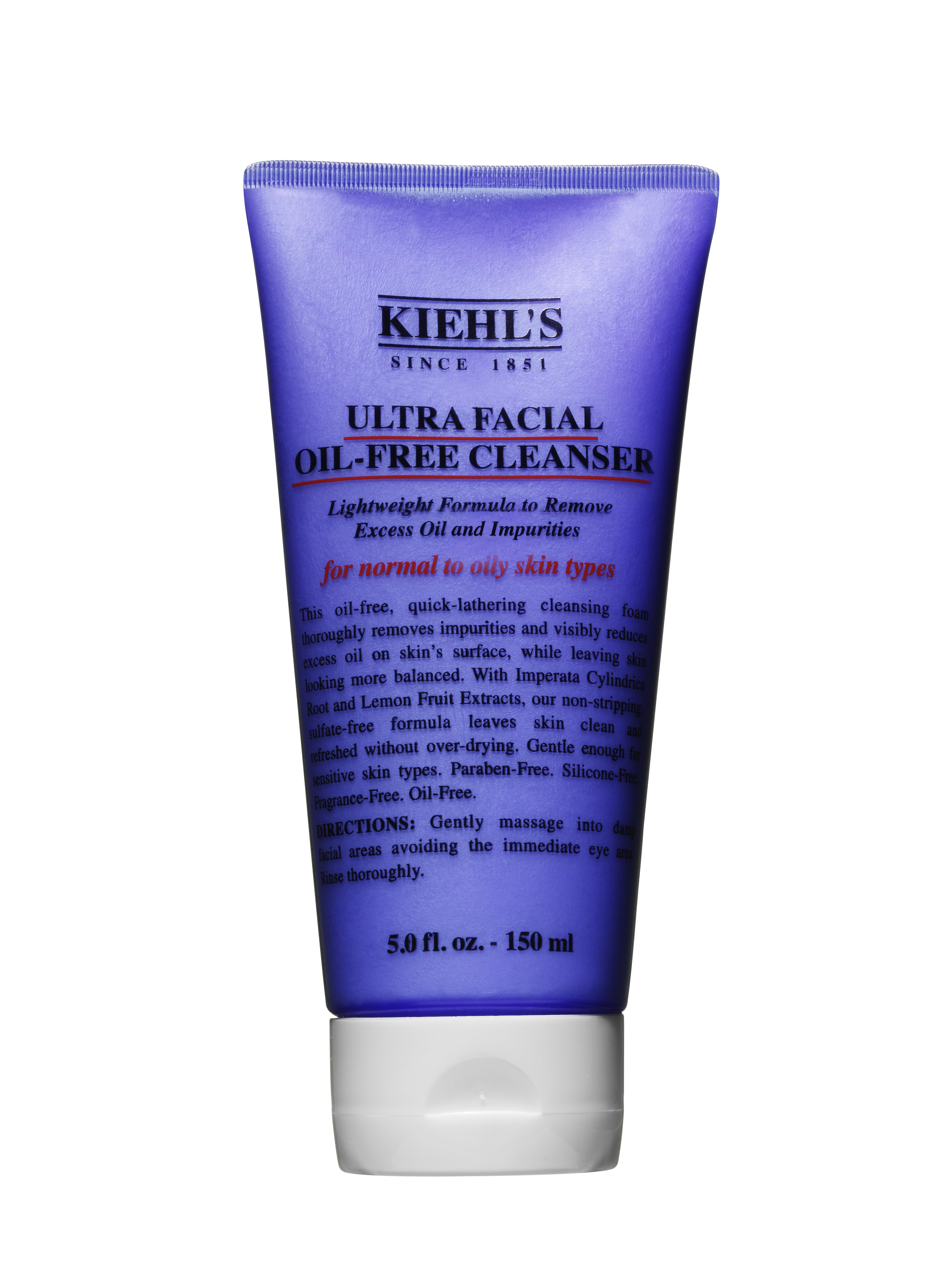 Ultra Facial Oil Free Cleanser 19 euro