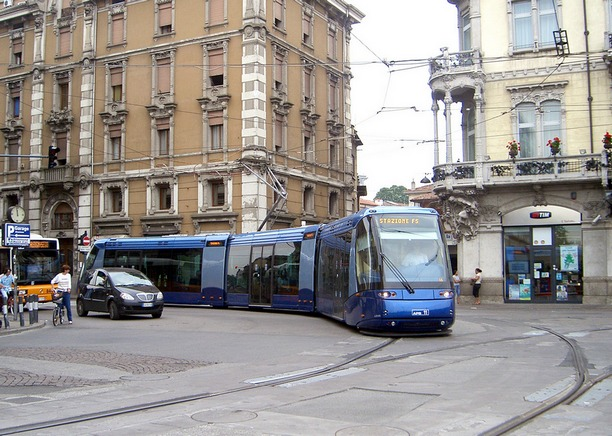 padova tram