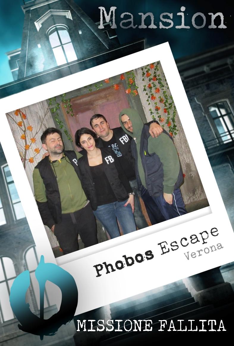 escape room phobos
