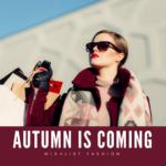 La mia wishlist per l'autunno 2018