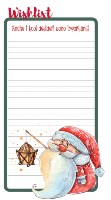 inserti natalizi